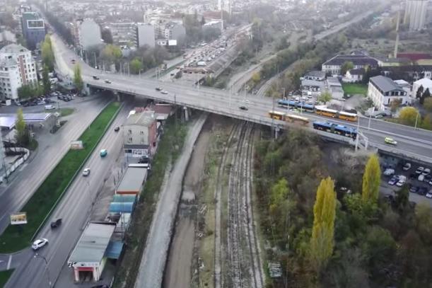 """Пуснаха обновената жплиния от Сточна гара към """"Хаджи Димитър"""""""