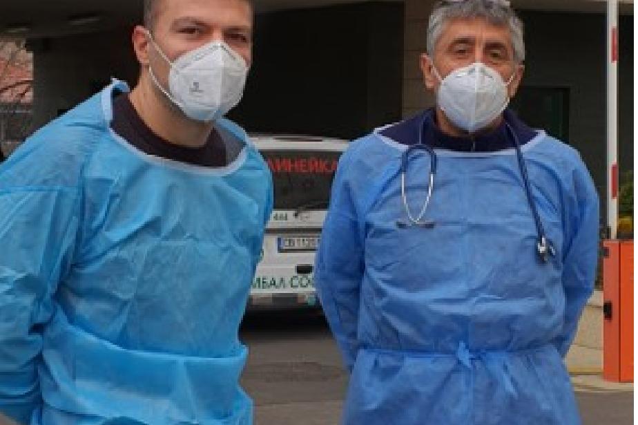 Тервел Пулев отново доброволец в борбата с COVID-19