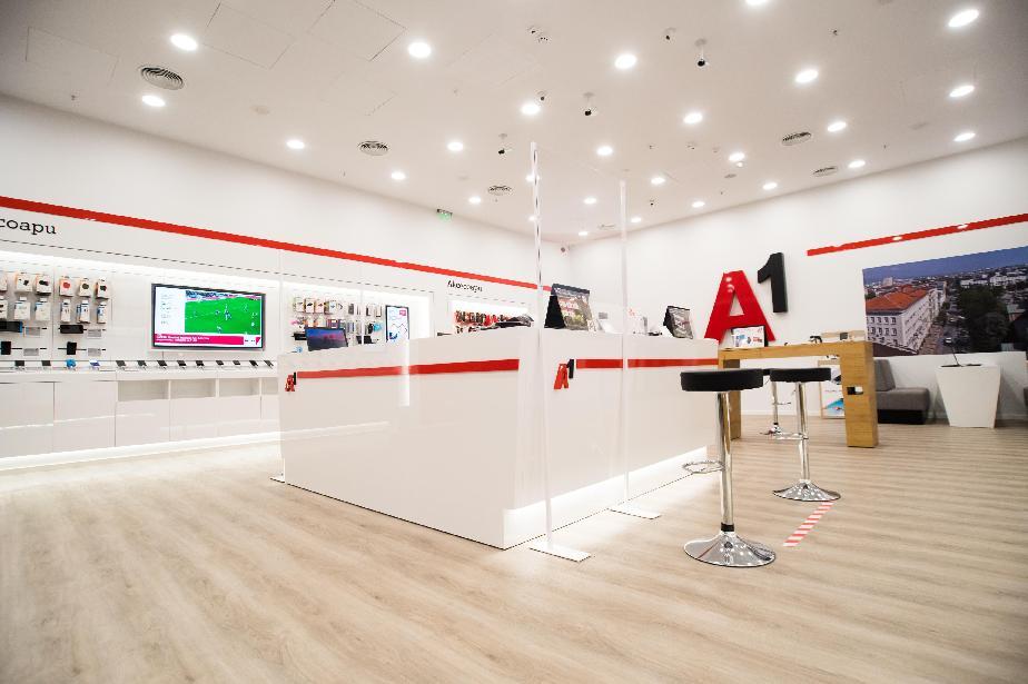 Магазините на А1 ще са отворени