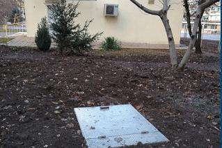 След 10 години: Детската кухня в двора на 142/203 у-ще има собствена ВиК вр