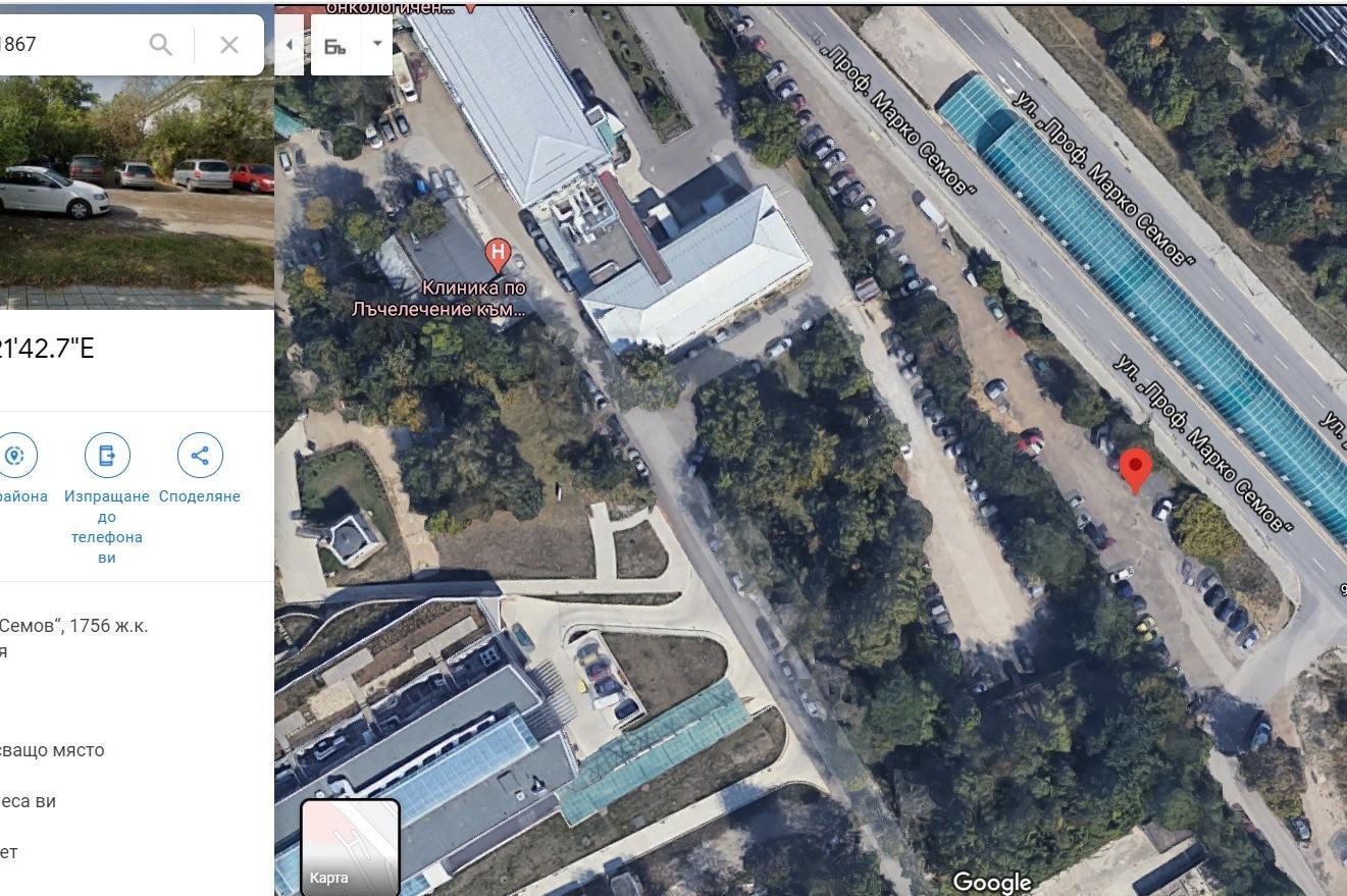 """Изграждат трети паркинг за свободно ползване в """"Дървеница"""""""