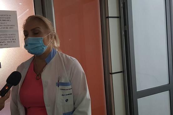 Д-р Гергана Колварова