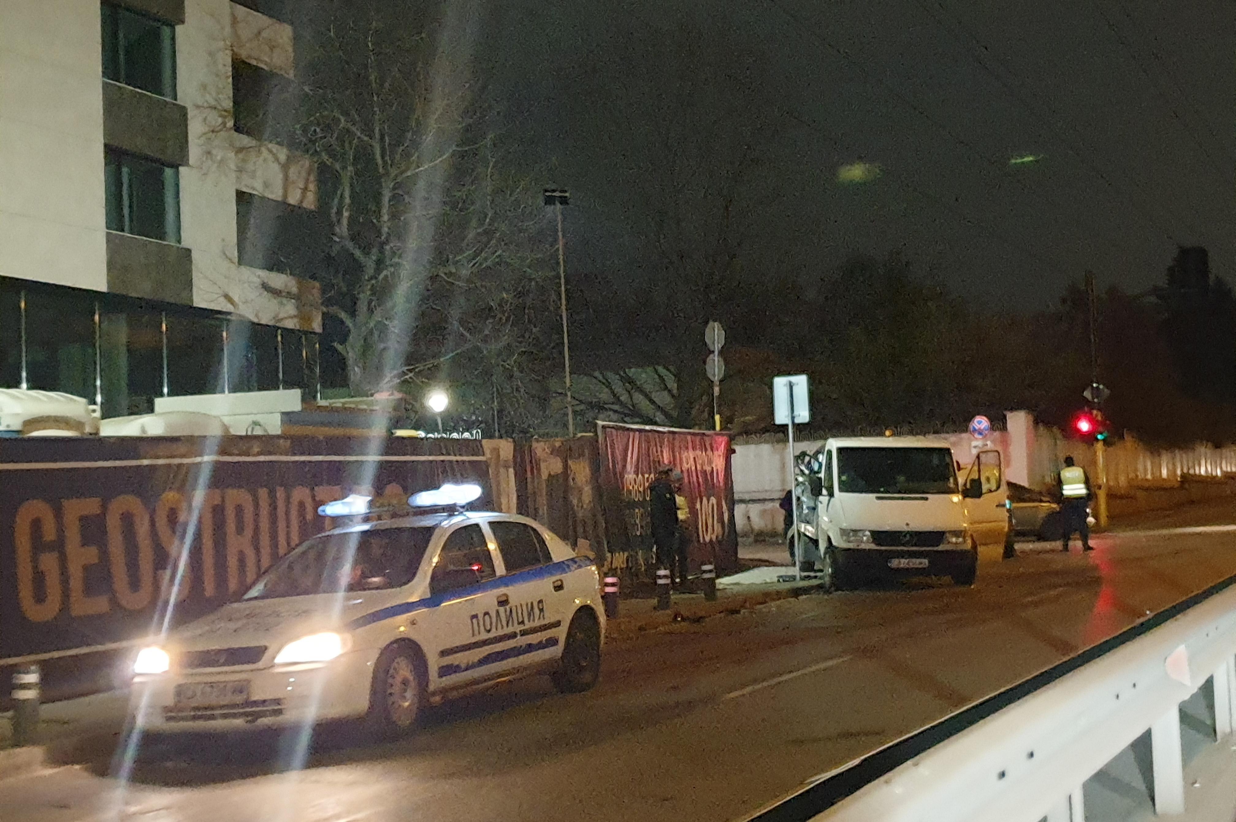 Катастрофа Симеоновско шосе