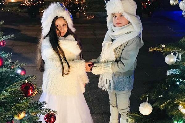 """""""Елхи на таланта"""" в парка пред НДК подкрепят даровити деца"""