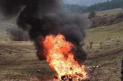 """Актове за горене на отпадъци на открито  в """"Кремиковци"""" и """"Панчарево"""""""