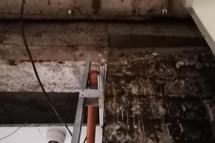 Кога ще започне ремонтът на течащия подлез на Ларгото