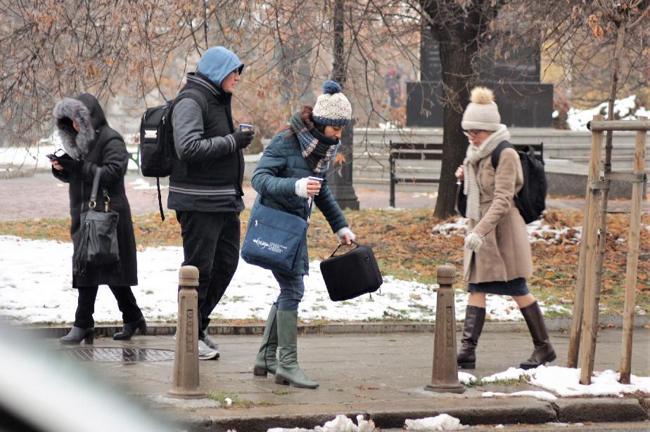 Времето и предстоящите събития на 4 декември 2020 г. в София