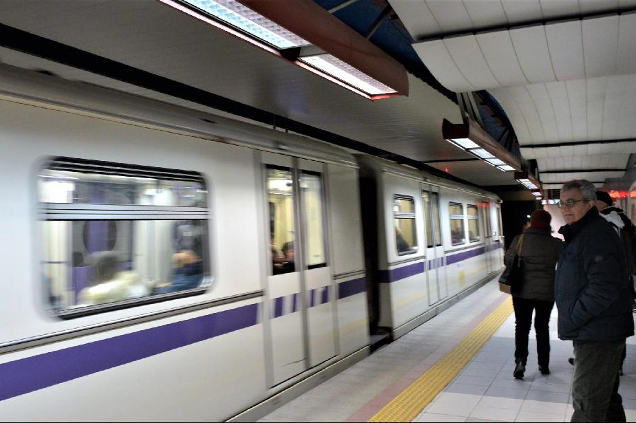 На 12 и 13 декември няма да работи третият лъч на метрото