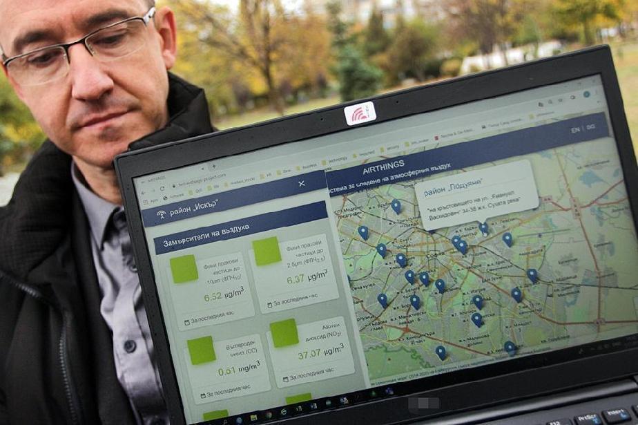 Гражданска платформа призова за нова станция за измерване на ФПЧ на Орлов м