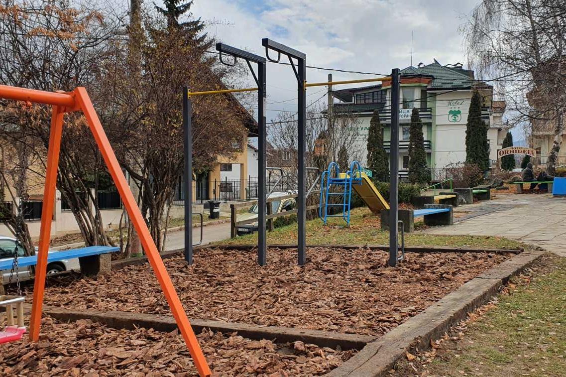 Завърши ремонтът на моста на ул. Деспот Слав (СНИМКИ)