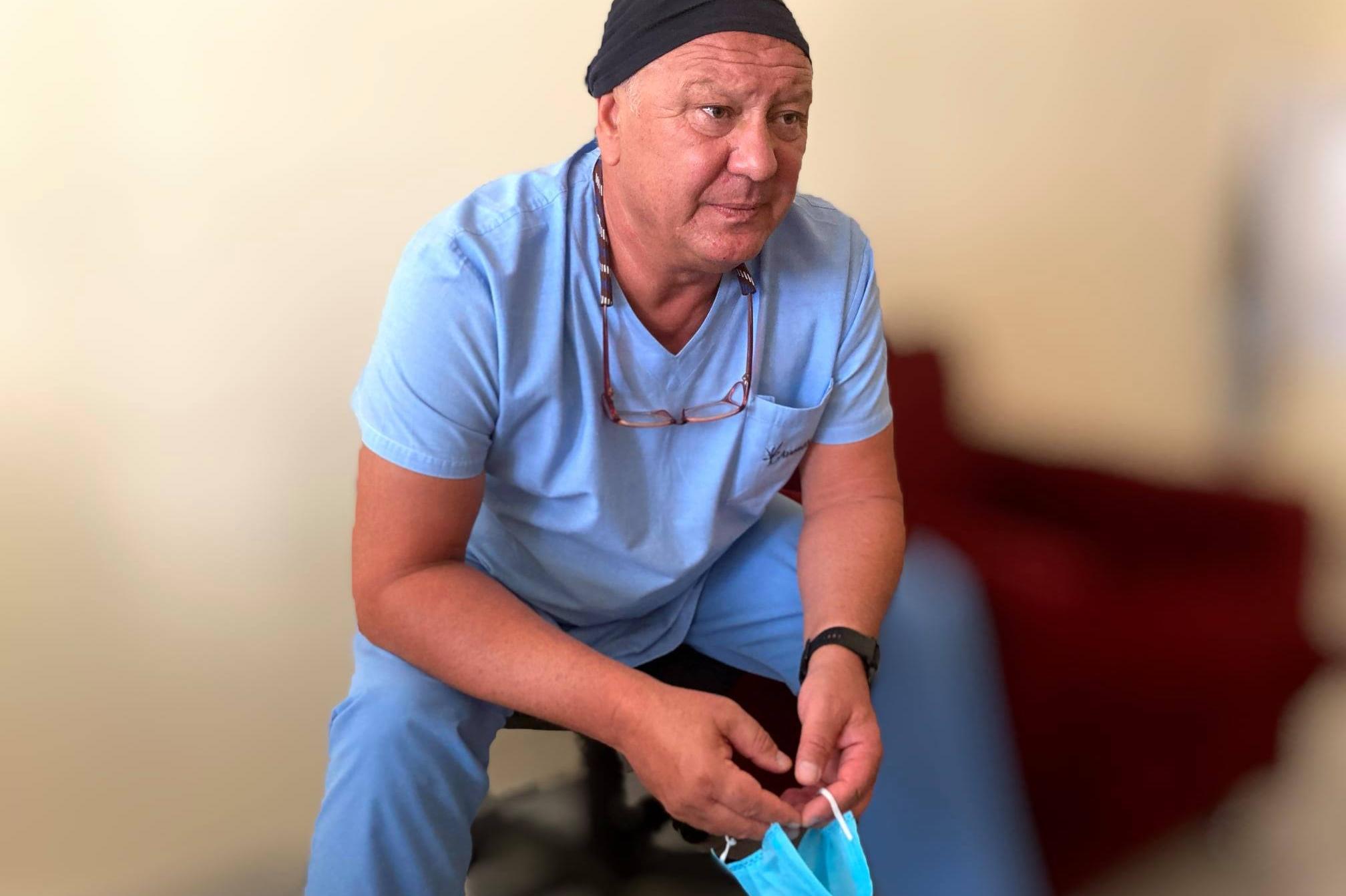 Лекари от столичната болница Св. Анна спасиха от ампутация ръката на 34-год