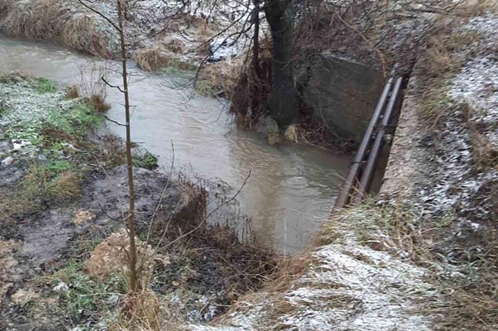 Нивата на реките в Младост са се повишили са 20 сантиметра