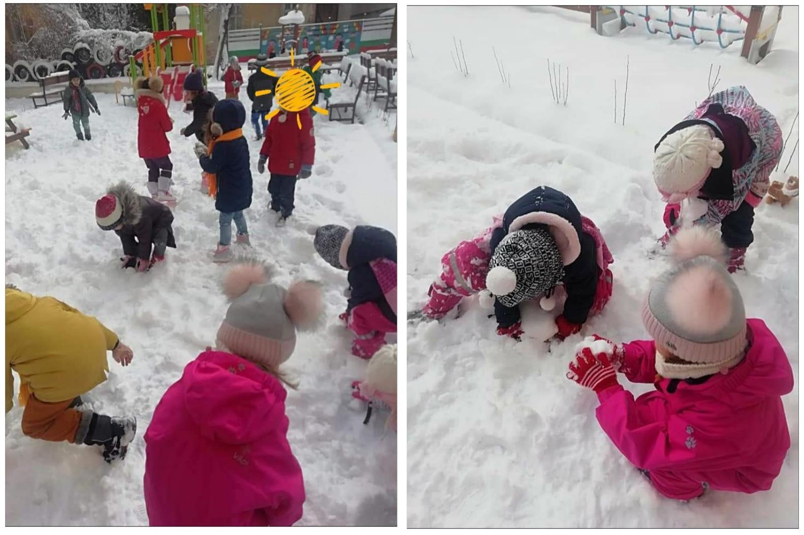 Кои детски градини в София извеждат децата да играят навън? (СНИМКИ)