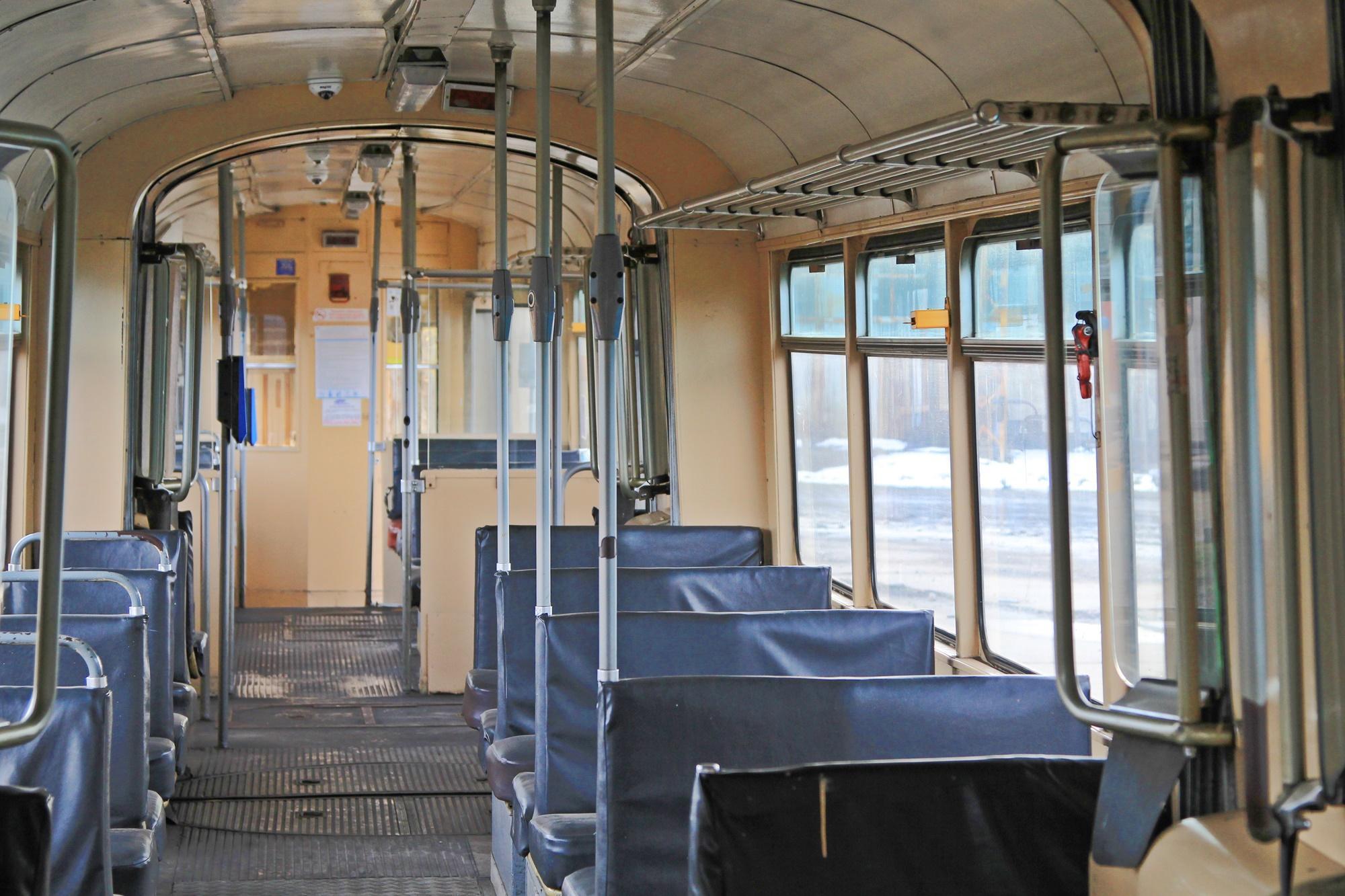 трамвай 23