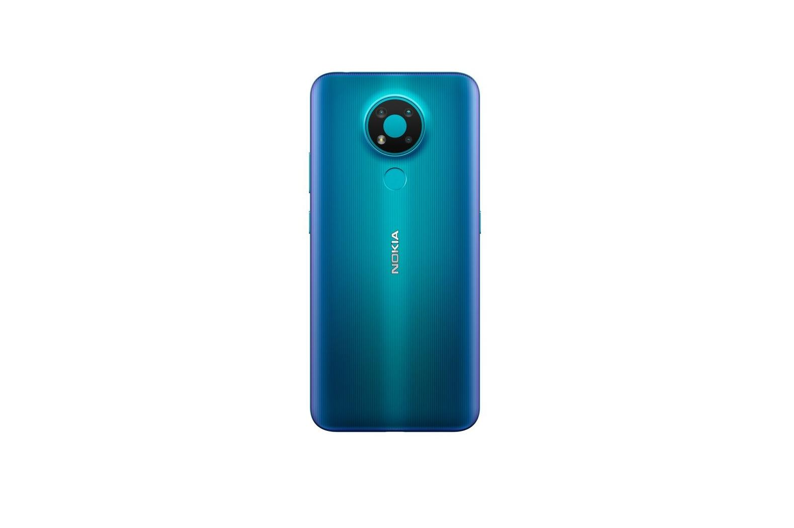 Nokia 3.4 blue