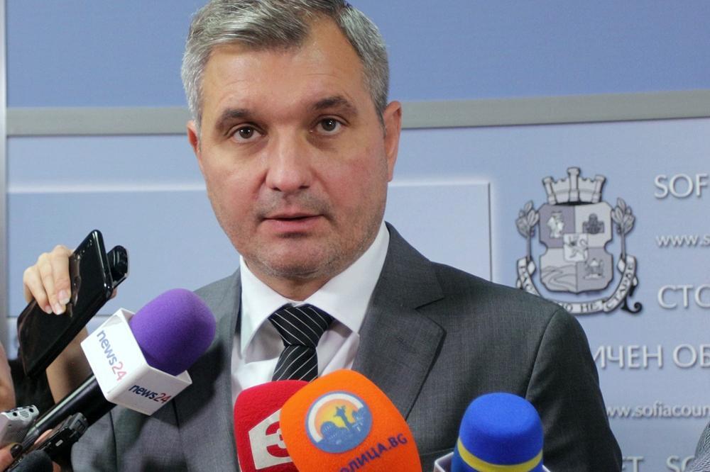 Председателят на СОС: Бюджет 2021 на София е адекватният отговор на кризисн