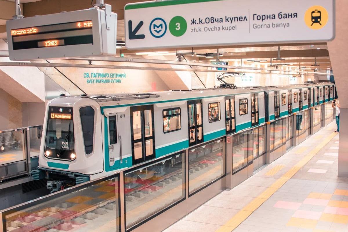 172,5 млн. лв. се предвидените инвестиции в метро и електротранспорт в Бюдж