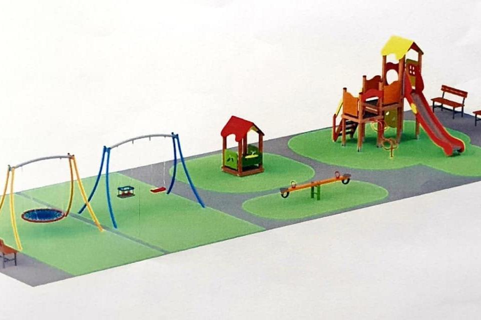 """От """"Младост"""" обясниха защо още не е направена детска площадка в първа част"""