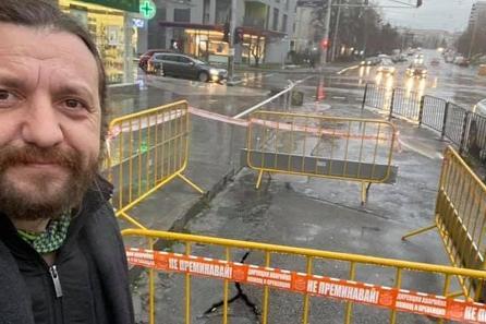 """АПП с бърза реакция за опасно пропадане в """"Слатина"""", кметът на района им бл"""