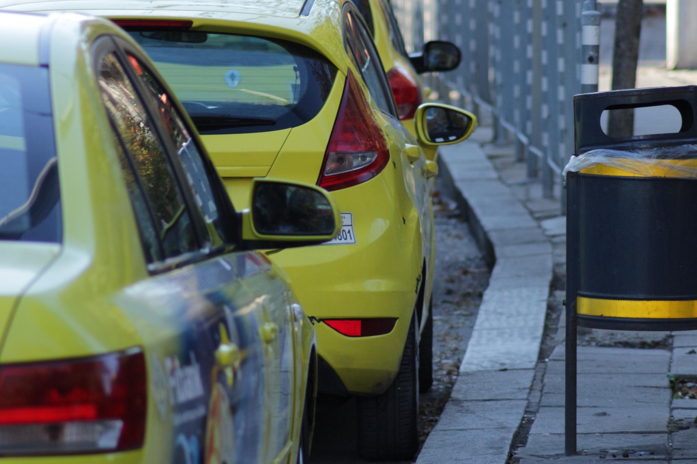 От другата седмица в София: Първоначалната цена на такситата скача двойно