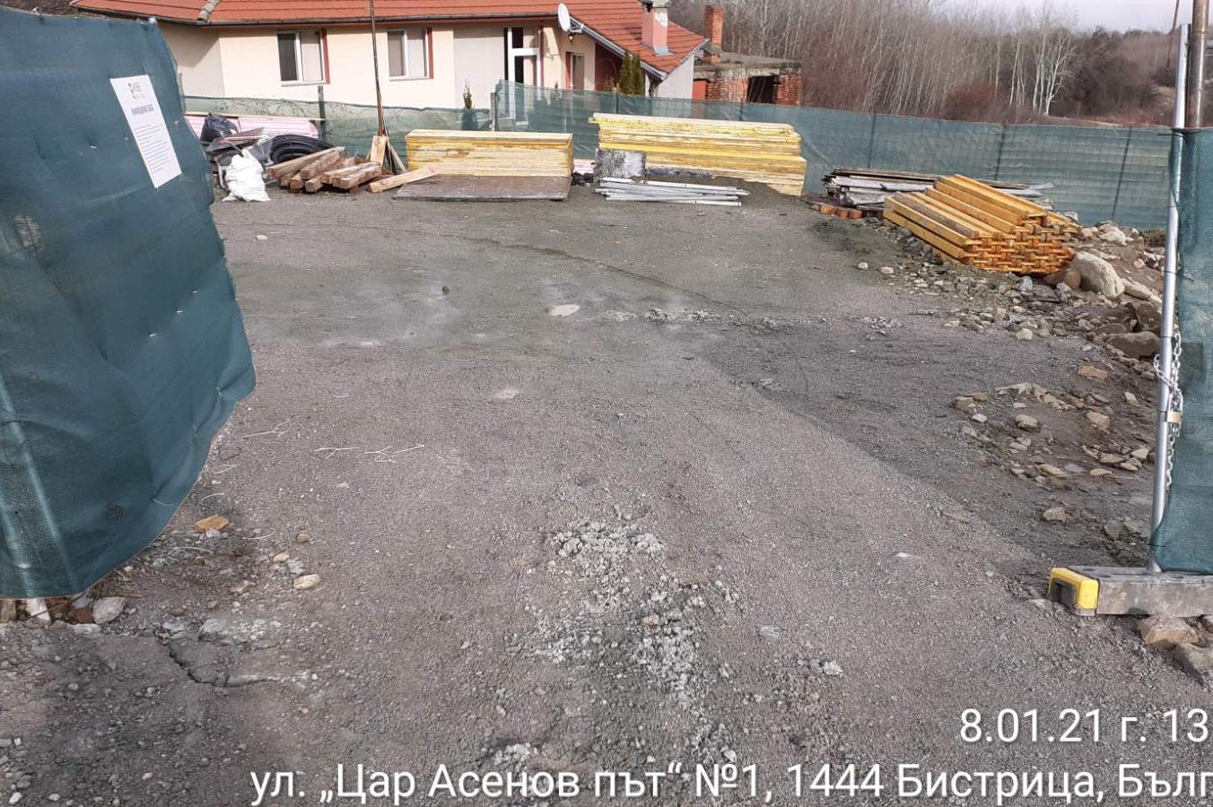Строители в Подуяне и Панчарево бяха глобени за замърсяване (СНИМКИ)