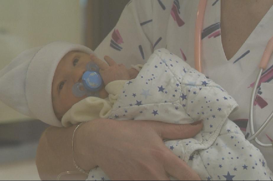 В София се роди бебе с антитела срещу COVID-19