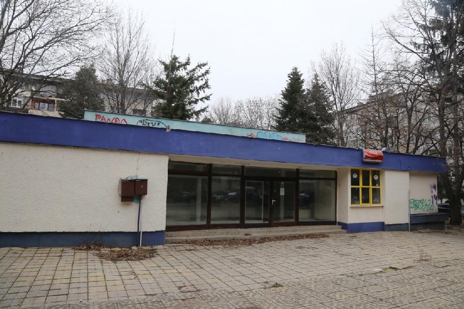 Бившата спортна зала Триадица в Гоце Делчев става ясла