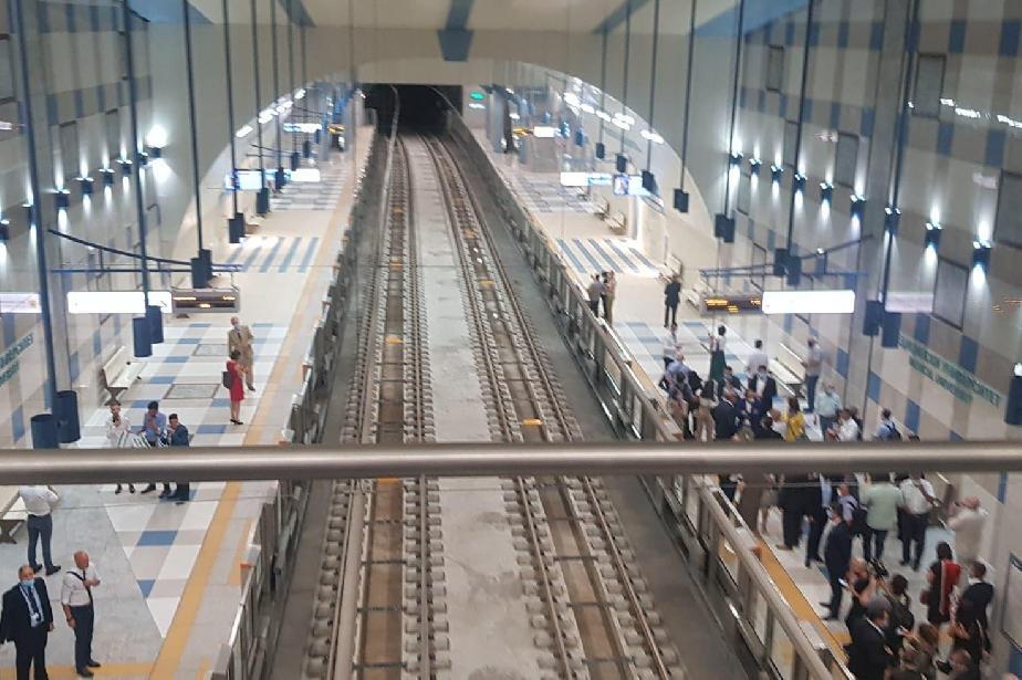 """Как ще бъде ремонтирана аварията в метрото между """"Театрална"""" и """"Хаджи Димит"""