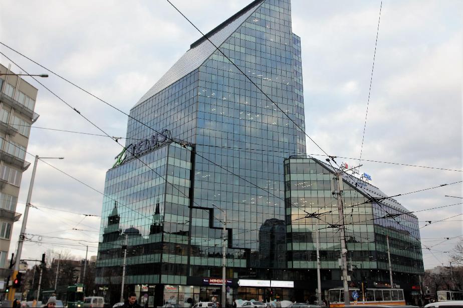Увеличава се броят на свободните офис площи в София