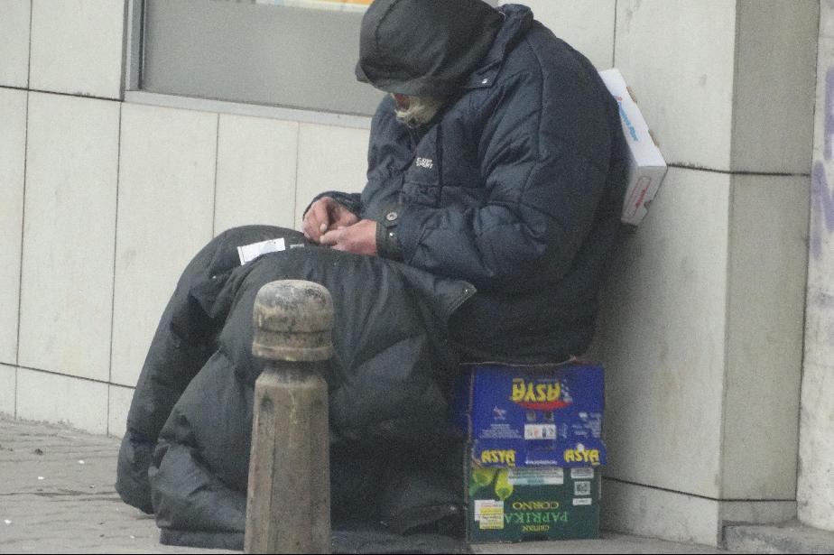 Кризисният център за бездомни в София пълен заради студа