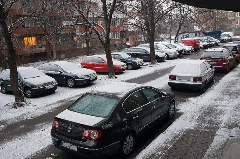 В София обработват улиците срещу заледяване