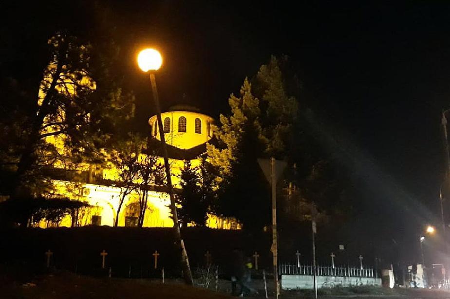 София нощем