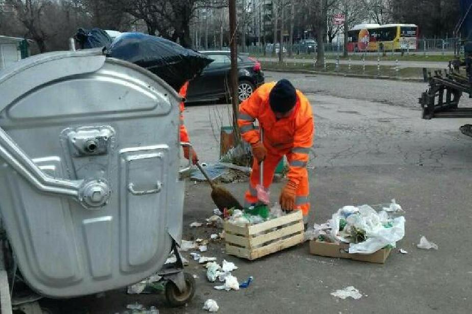 Санкционираха търговски обект за замърсяване на бул. Овча купел 1 (СНИМКИ)