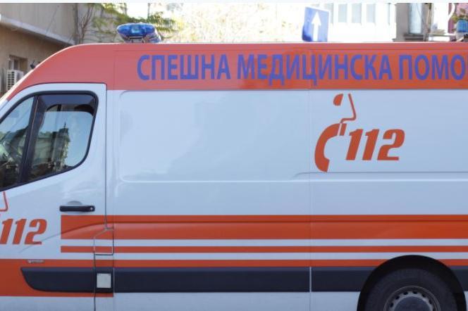 Висулка удари жена в центъра на София