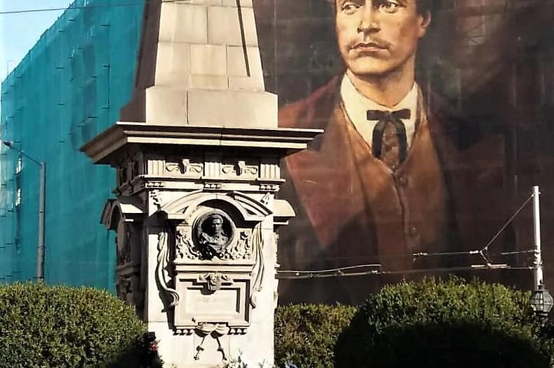 Заради пандемията: Честванията пред паметника на Васил Левски в София само