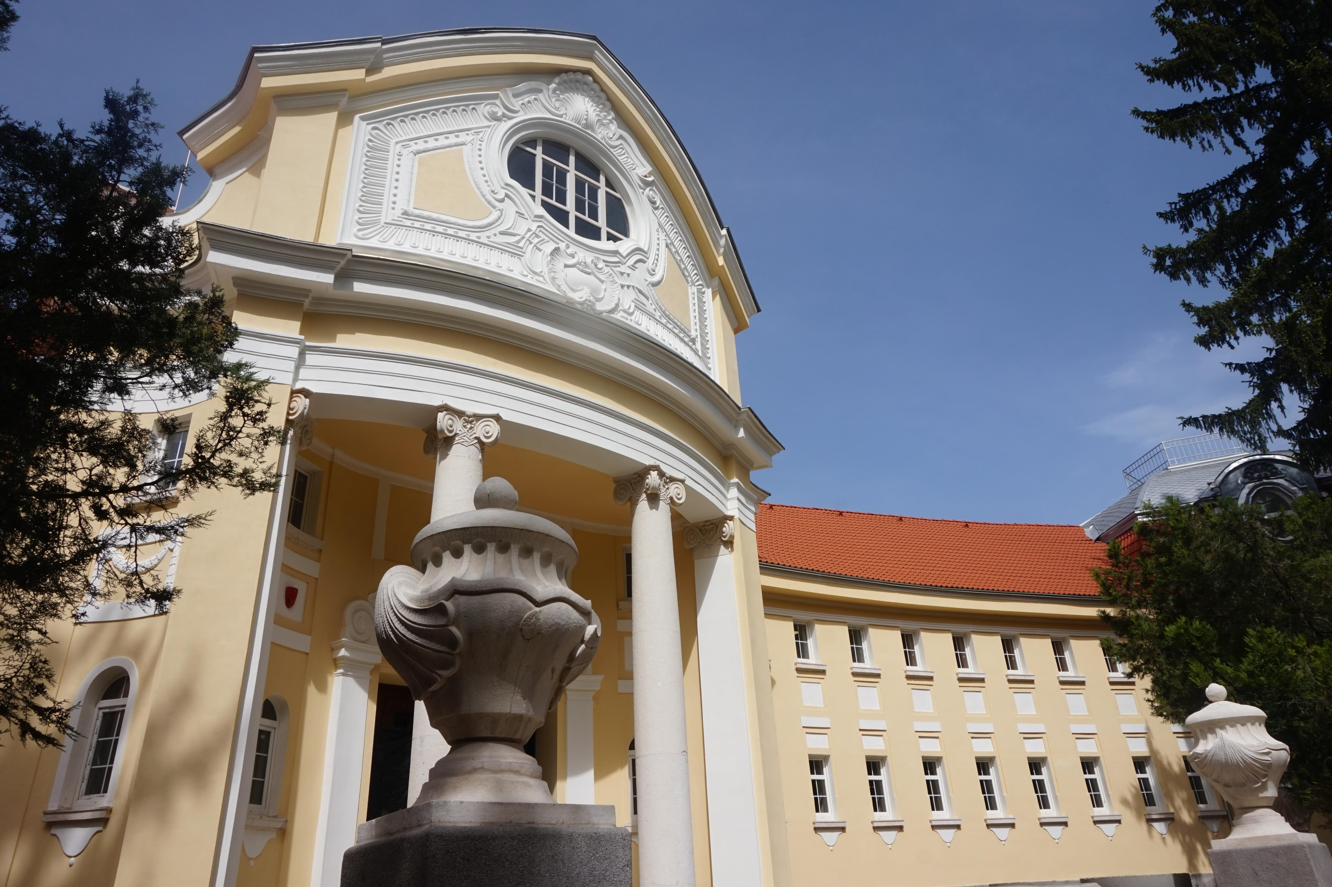 Възстановената и ремонтирана баня в Банкя е в процедура за акт 16