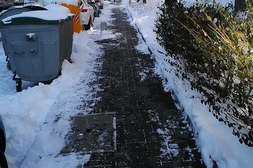 """Изчистени от сняг са детските площадки във """"Витоша – ВЕЦ Симеоново"""""""