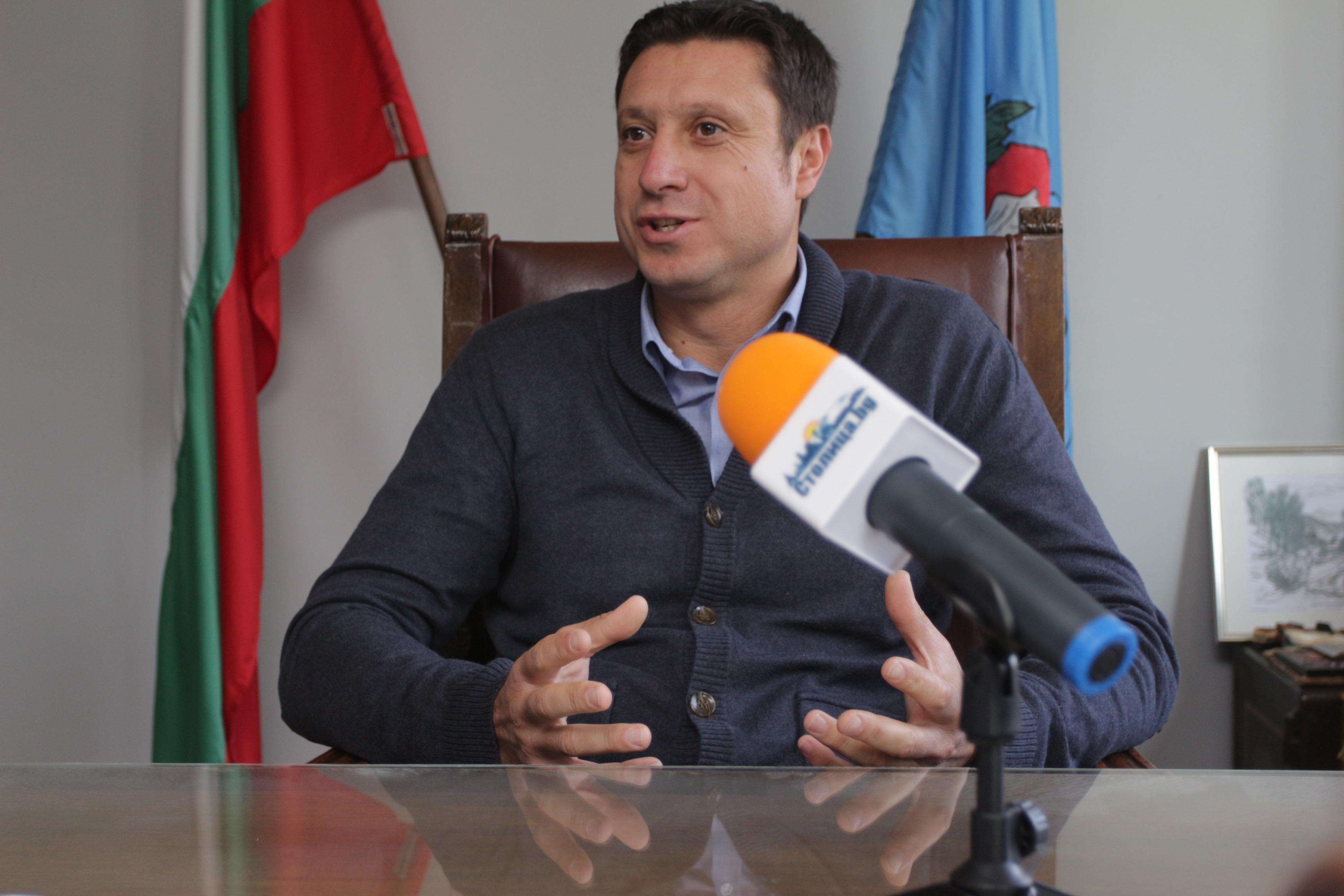 Кметът на Банкя пред Столица.bg: Ще съдействаме и за изграждането на Аквапа