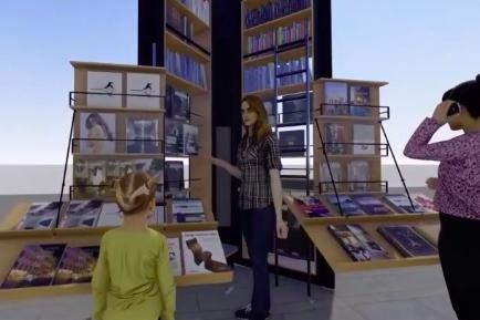 """Щендерите на пл. """"Славейков"""" ще събират по 200 книги и ще имат отопление и"""
