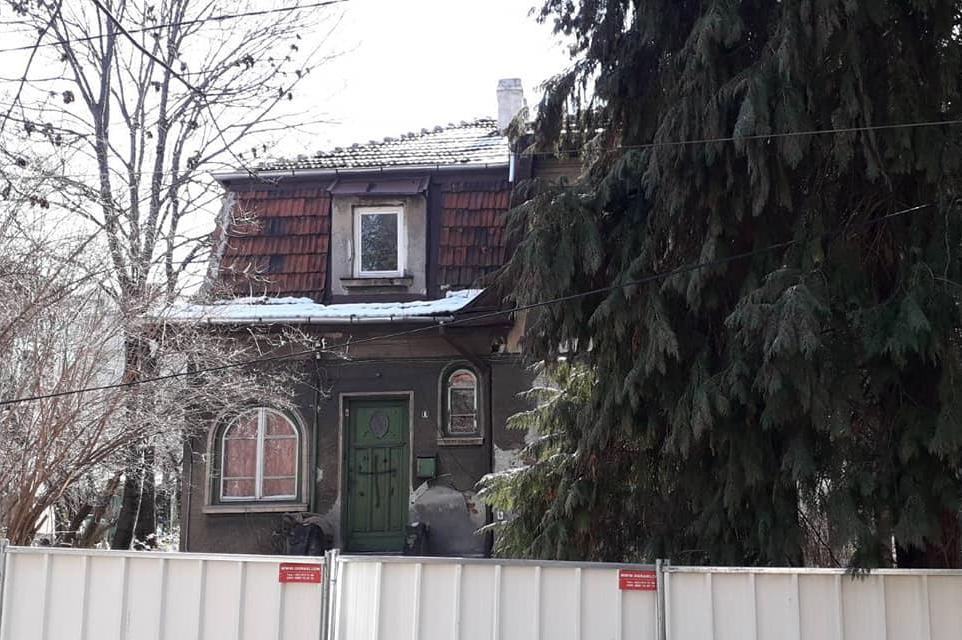 Събарят вилата на писателя Димитър димов в Лозенец, ще има лъскава кооперац
