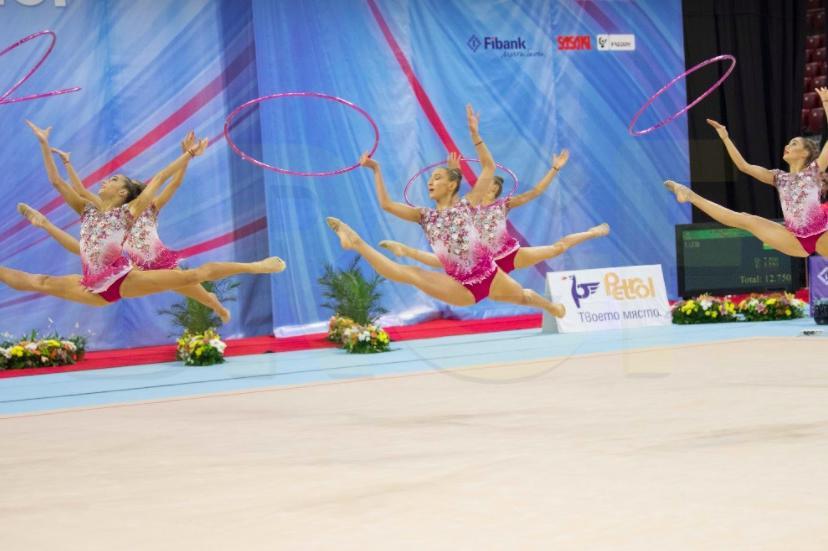 Елитът на художествената гимнастика се събира на Световната купа в София