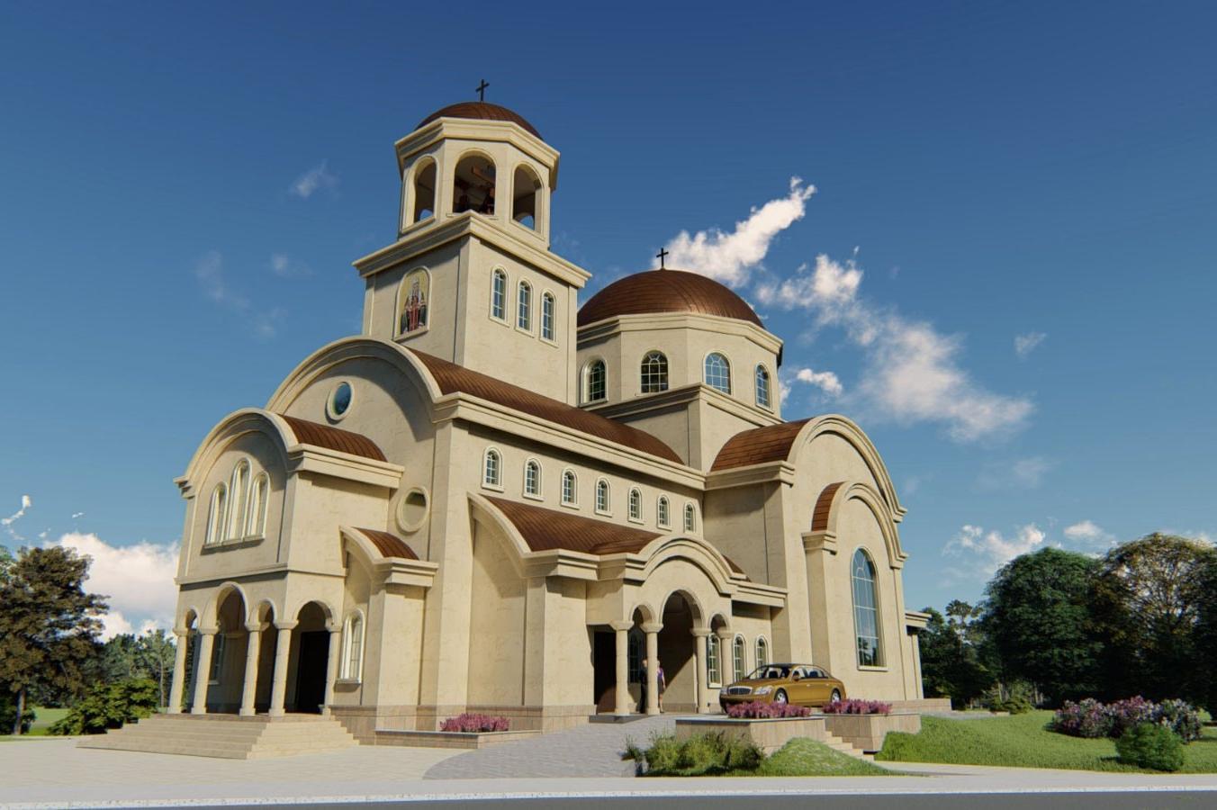 """Ще има нов храм в """"Люлин""""- кръстен на Патриарх Евтимий"""