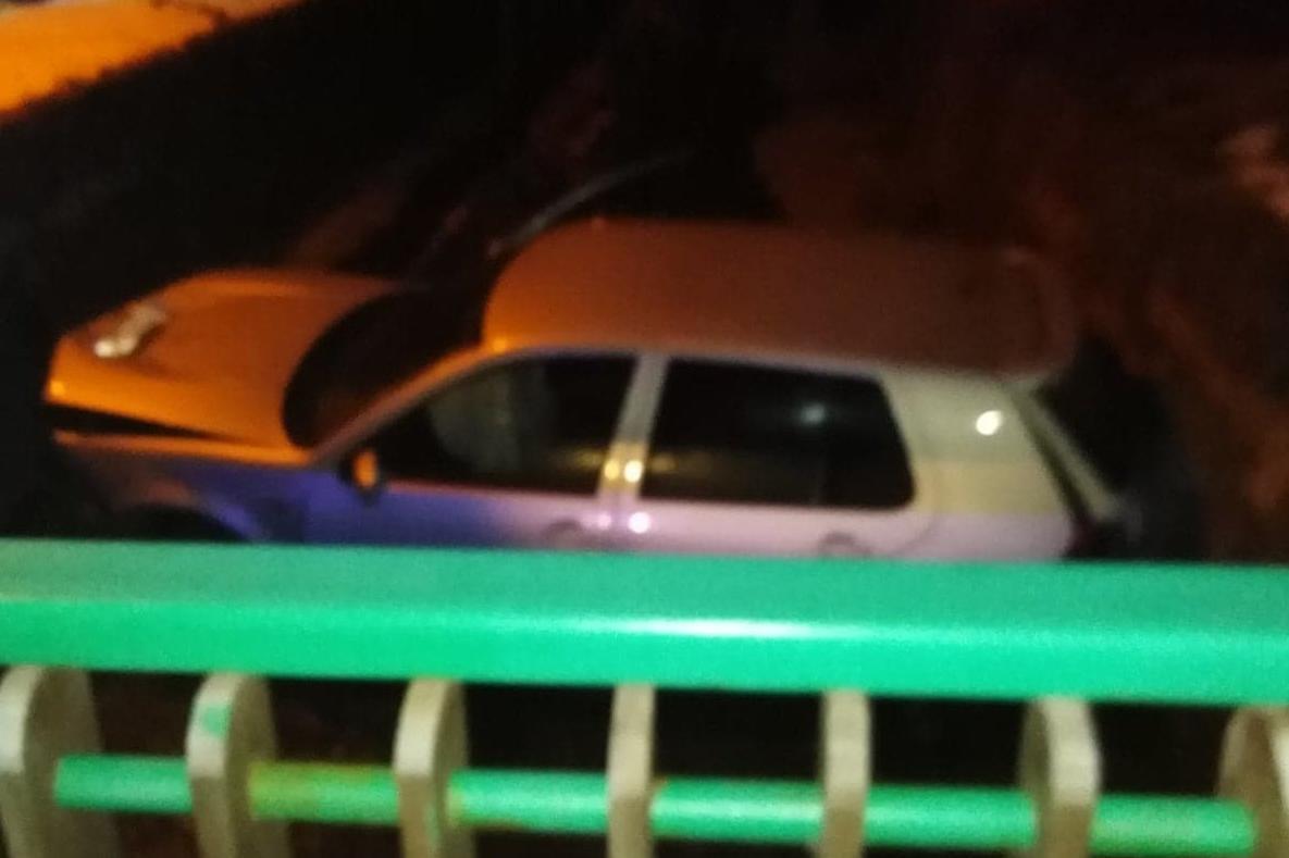Кола падна в Боянската река, 16-годишна е в тежко състояние