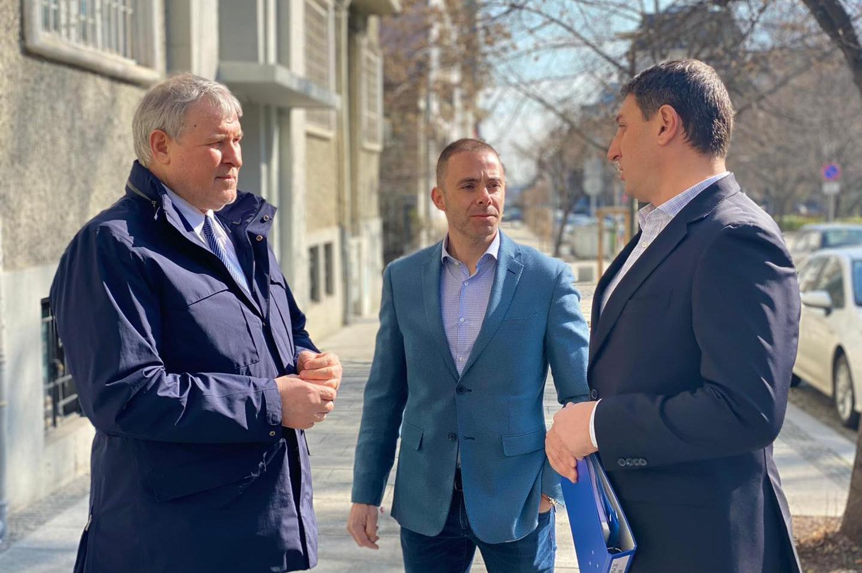 Бойко Борисов, Росен Желязков и Румен Христов оглавяват листите на ГЕРБ в С