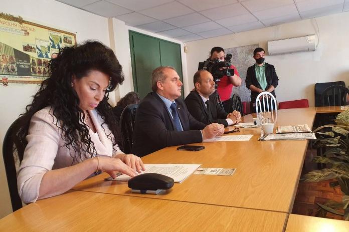 ВМРО и Камарата на архитектите подписаха меморандум за сътрудничество