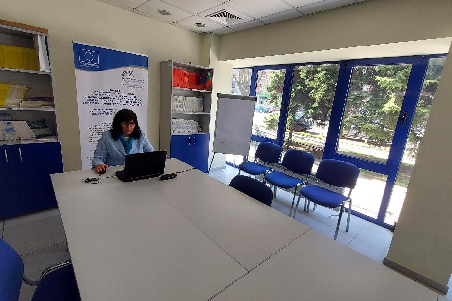 ОИЦ-София представи Програмната стратегия за развитие на човешките ресурси