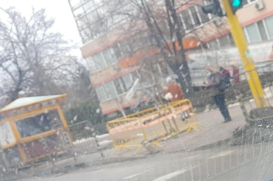 """От """"Триадица"""" започнали процедури за премахване на павилиони в Южен парк-тр"""
