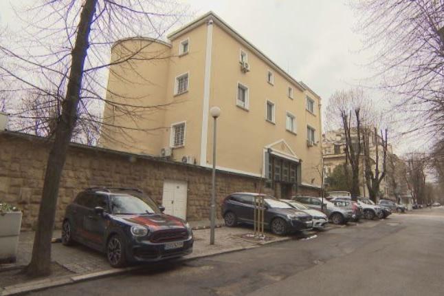В София бившата резиденция на американския посланик се продава