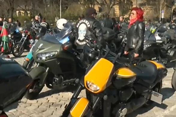 В София откриха мотосезон 2021