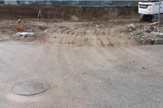 Столичен инспекторат санкционира строителна фирма за замърсяване
